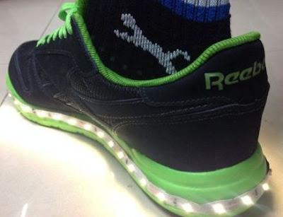 Cara Membuat Sepatu malam – Night Shoes, menyala dalam gelap !