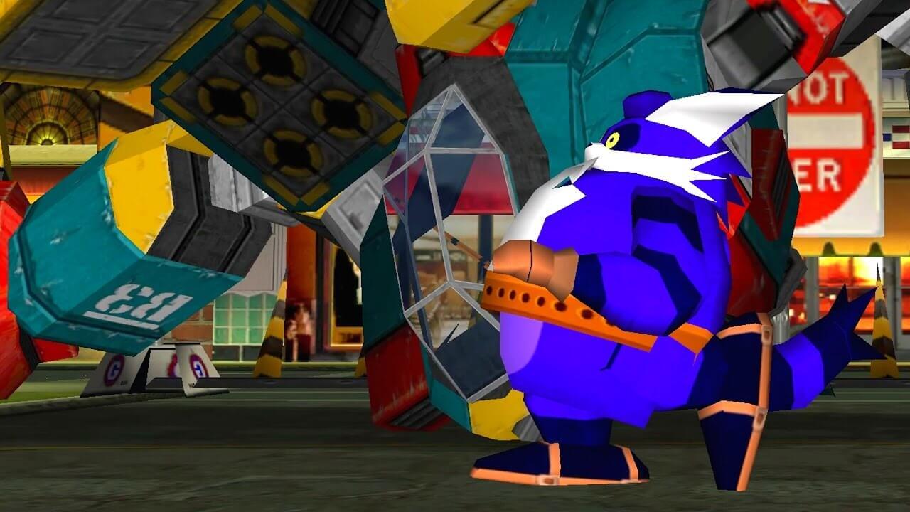 تحميل لعبة سونيك Sonic Adventure 2 مجانا