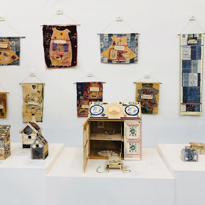 59b01c118b9  Folk Tales  stand at the Knitting and Stitching Shows