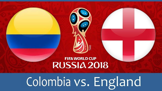 Colombia v England Full Match Replay 03 July 2018