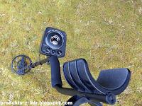 Wykrywacz metalu Niteo Tools MD0009-16 z Biedronki