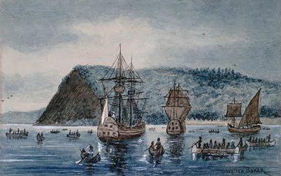 Histoire Ontheway Jacques Cartier Au Canada