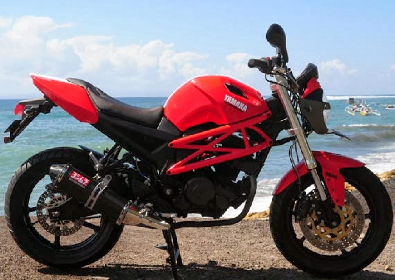 Gambar Modifikasi Motor Yamaha Byson Keren