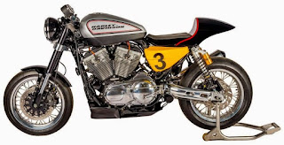 xrcr xr1200 cafe racer by shaw speed side left