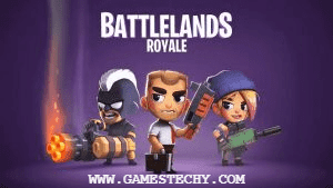 Battleland Royale Mod Apk Money
