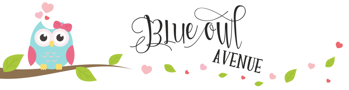 Blue Owl Avenue / DIY - scrapbooking - garden