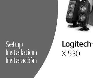 Logitech X-530 Manual