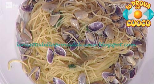 Ricetta Spaghetti con telline di Gianfranco Pascucci da Prova del Cuoco