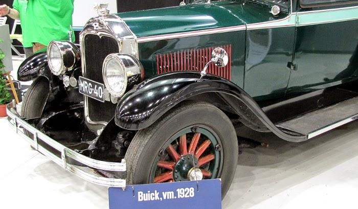 Lahti Classic Motor Show 2014 autonäyttely jenkkinäyttely vanhat autot
