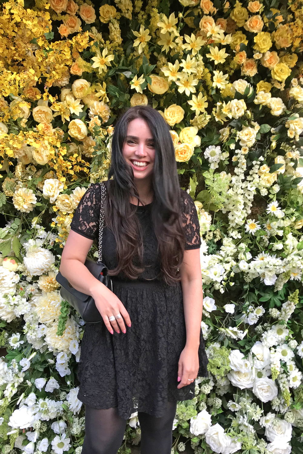 Emma Louise Layla at The Ivy Chelsea Garden - London lifestyle blog