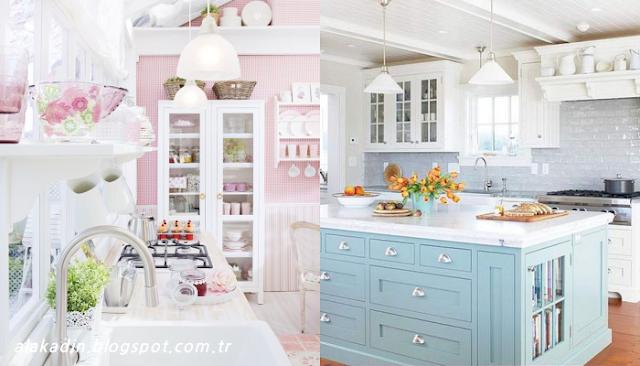 En güzel ilham veren mutfaklar