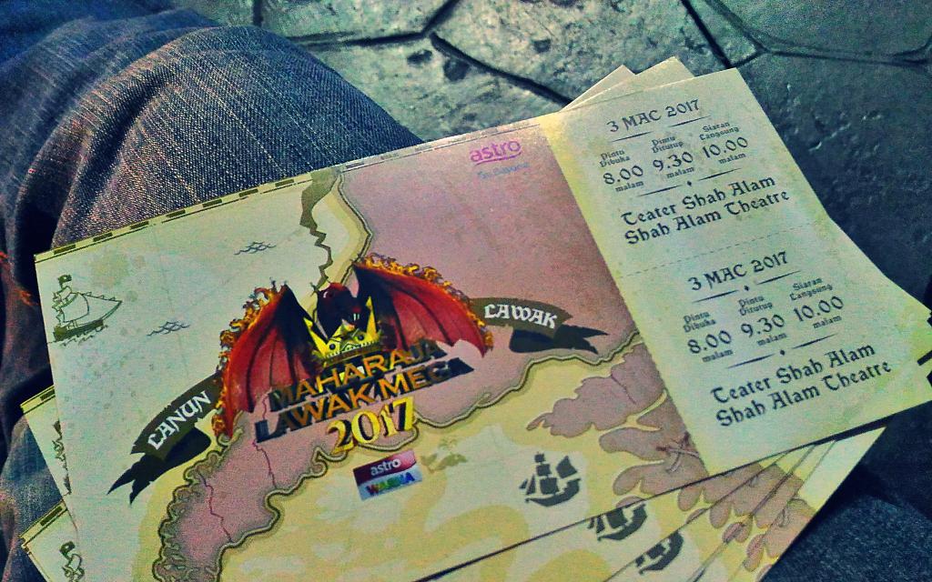 Tonton Maharaja Lawak Mega Minggu Ke-3 2017 Secara Live
