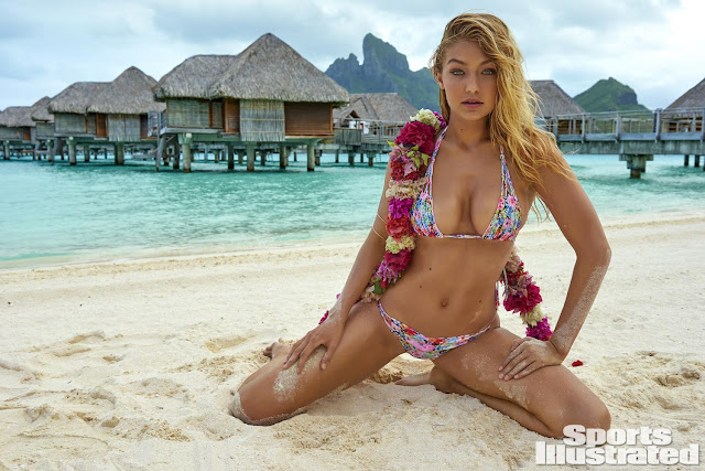 Consider, that gigi hadid sports illustrated nude join. happens