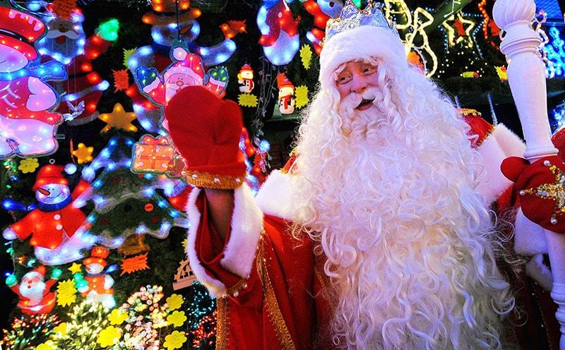 Сколько получает Дед Мороз