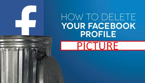 Remove Profile Photo Facebook