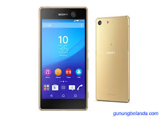 Cara Flash Sony Xperia M5 E5603