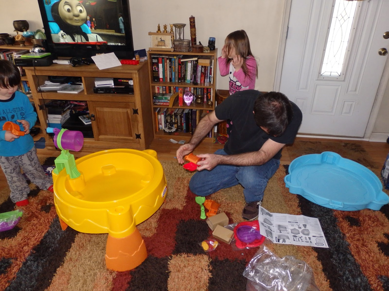 New Age Mama Outdoor Fun with the Little Tikes Treasure Hunt Sand