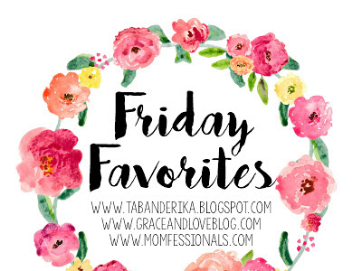 {Friday Favorites} My Man Is Home!!