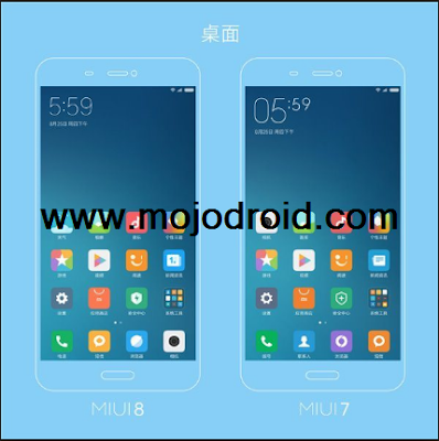 [ Cusrom ] MIUI 8 GLOBAL V6.10.13 For Evercross A66A KK