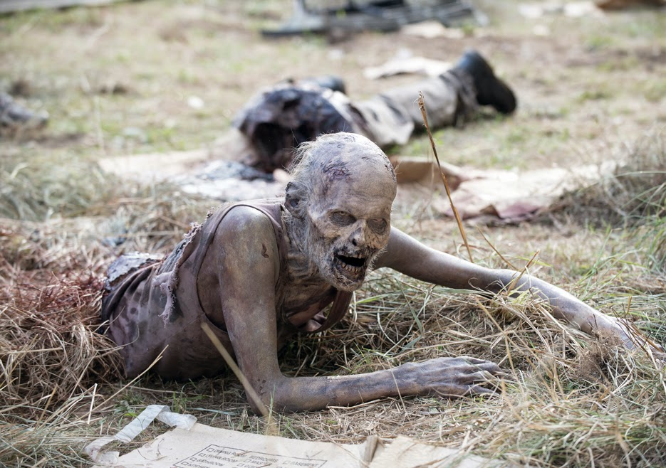 The Walking Dead 5x06 Consumati/Consumed