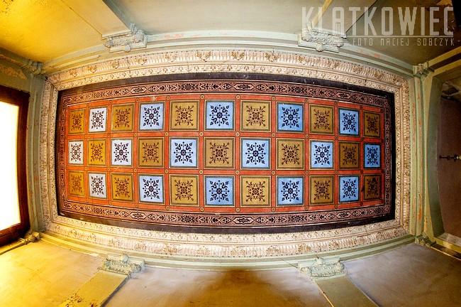 Legnica: piękno malowanych sufitów