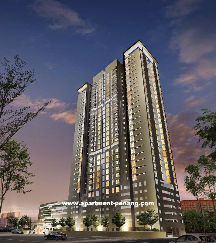 Condominium: Straits Garden Condominium