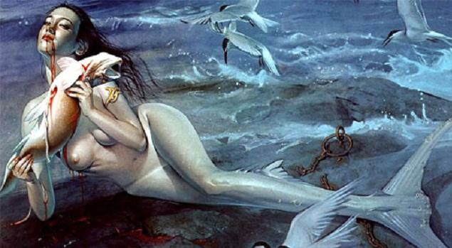 Ποια ήταν η γοργόνα, η αδελφή του Μεγαλέξανδρου και ο μύθος του αθάνατου νερού;