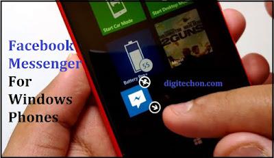 Windows Facebook messenger