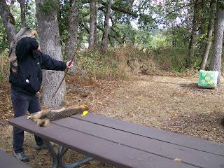ALFHAM 2016 Dorris Ranch Archery