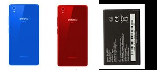Andriod one- Infinix Launches 3000Mah Battery For Hot2