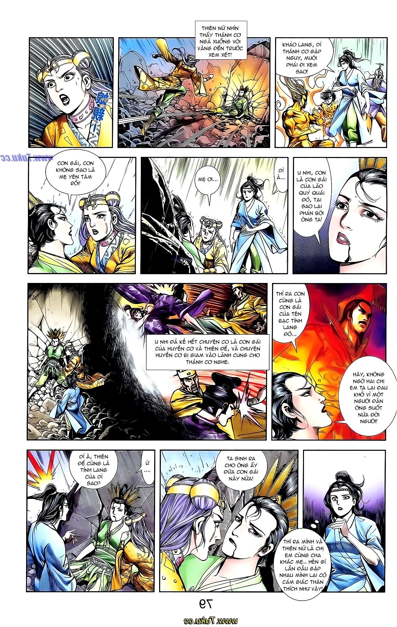 Cơ Phát Khai Chu Bản chapter 131 trang 19