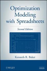 80c93a9c64 Optimization Modeling With Spreadsheets Edition 2