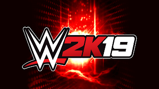 WWE 2K19 Logo Wallpaper