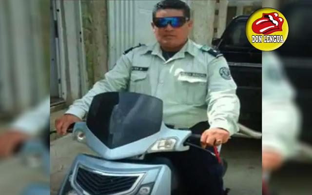 Asesinaron a este policía en la Petare-Santa Lucía para robarle el arma