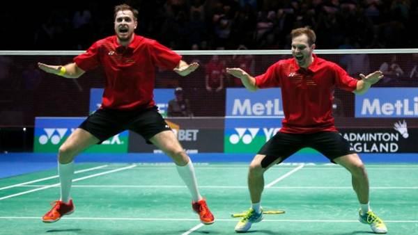 Jadwal Perempat Final Badminton Ganda Putra Olimpiade 2016