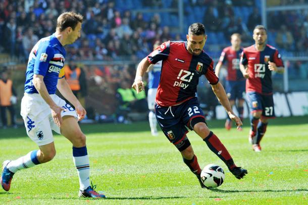 Genoa vs Sampdoria