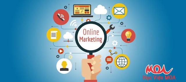 Marketing Online Bao Gồm Gì?