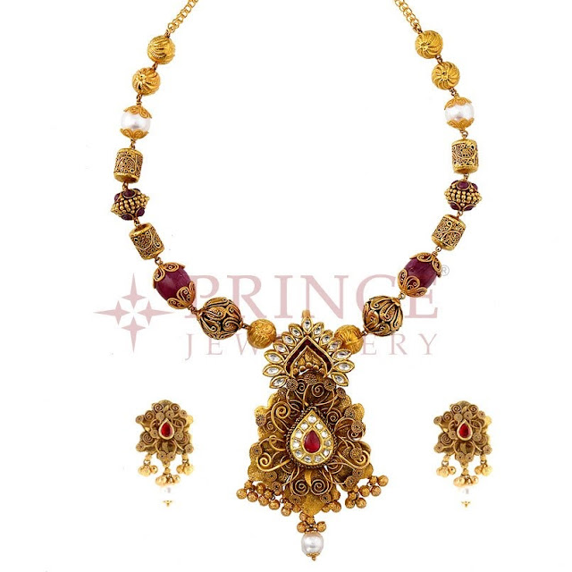 Indian Jewellery And Clothing: Indian Jewellery And Clothing: Divine Temple Jewellery