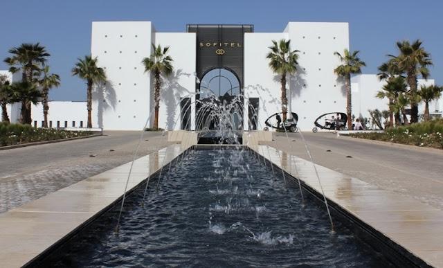 Hotel Les  Continents Agadir