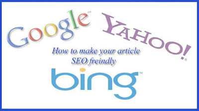Tips To Make Blog Articles SEO Friendly