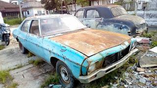 Jual bahan mobil tua