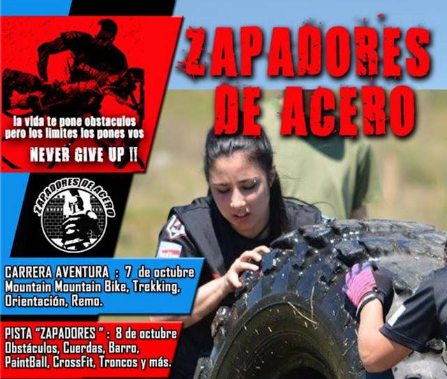 Aventura - Zapadores de acero (Grutas de Salamanca - Maldonado, 07y08/oct/2017)
