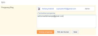 Cara Mudah untuk Memindahkan Blog ke Akun Gmail yang Lain