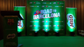 MILO Philippines and FC Barcelona Kick Off Its 4th Year Partnership