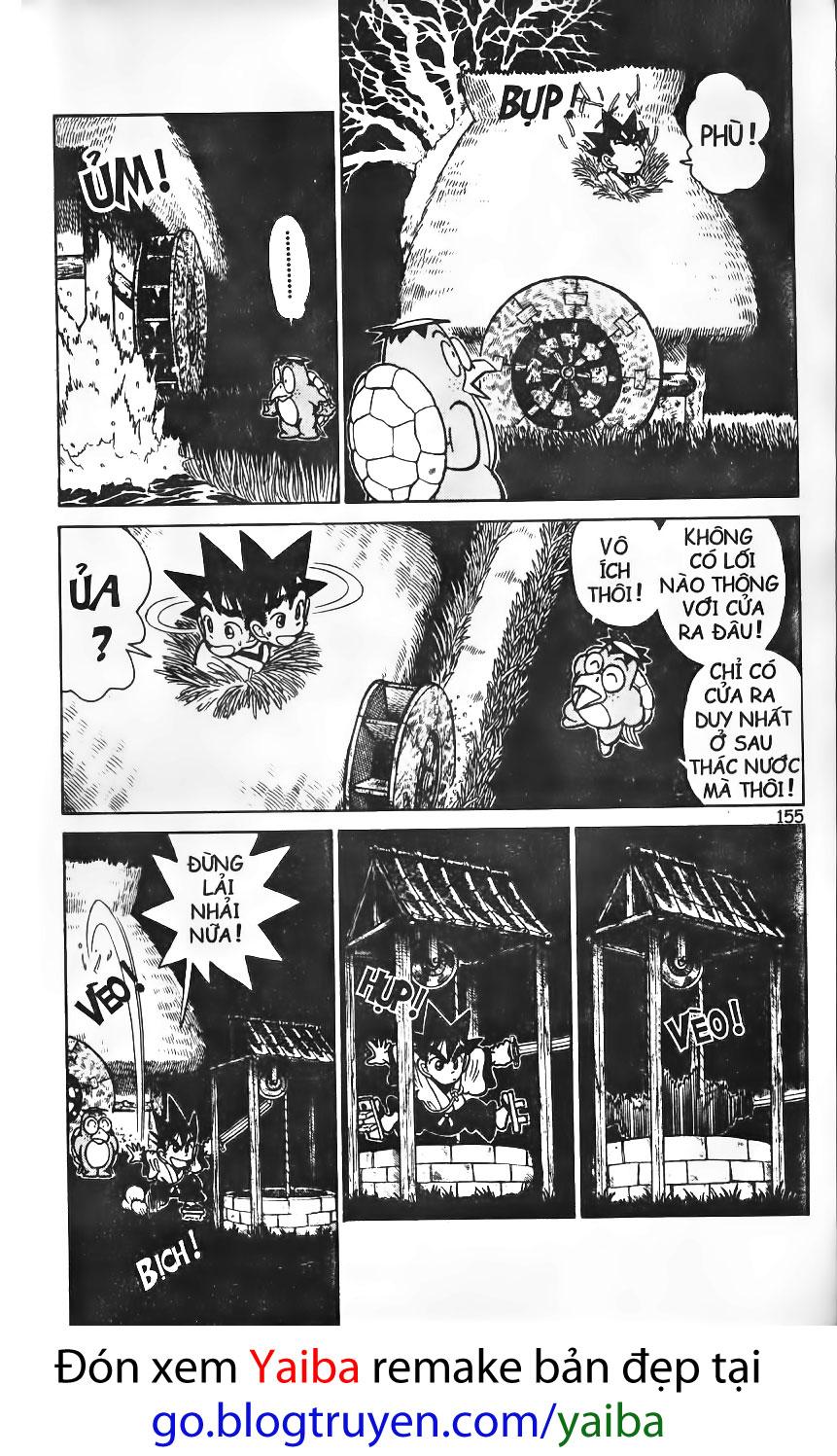 Yaiba chap 98 trang 10