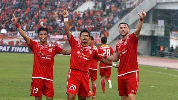 Persija Jakarta vs PSMS Medan