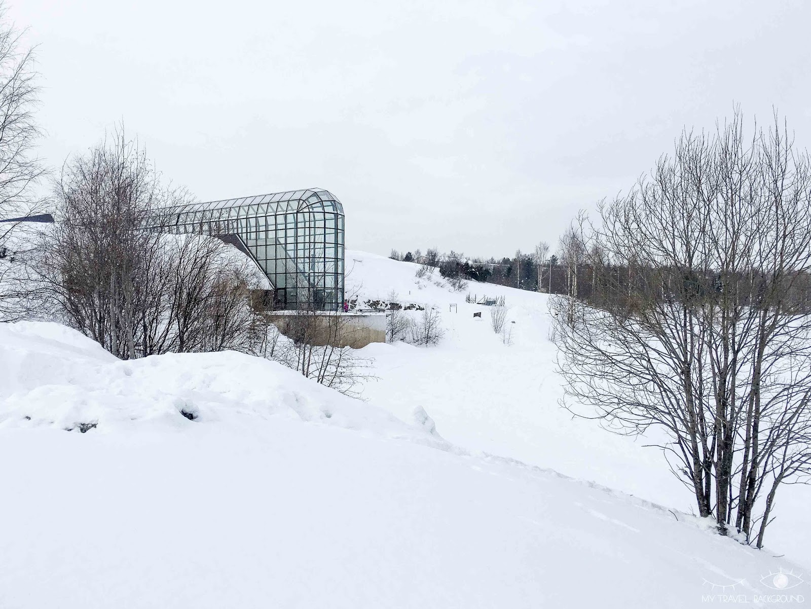 My Travel Background : Que faire à Rovaniemi en Laponie ? Musee