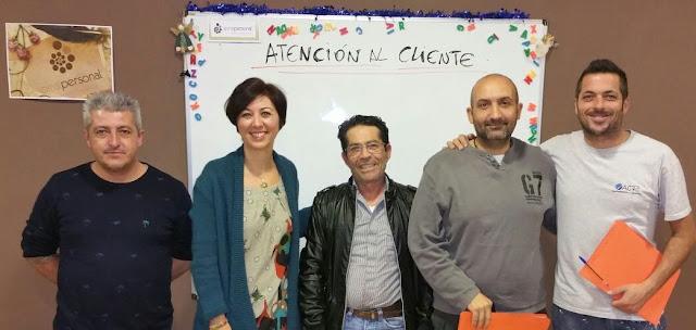 FORMACIÓN DE SPIRAL PERSONAL EN LA MEJORA DE LA PRODUCTIVIDAD Y ATENCIÓN AL CLIENTE