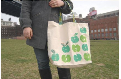 apple tote
