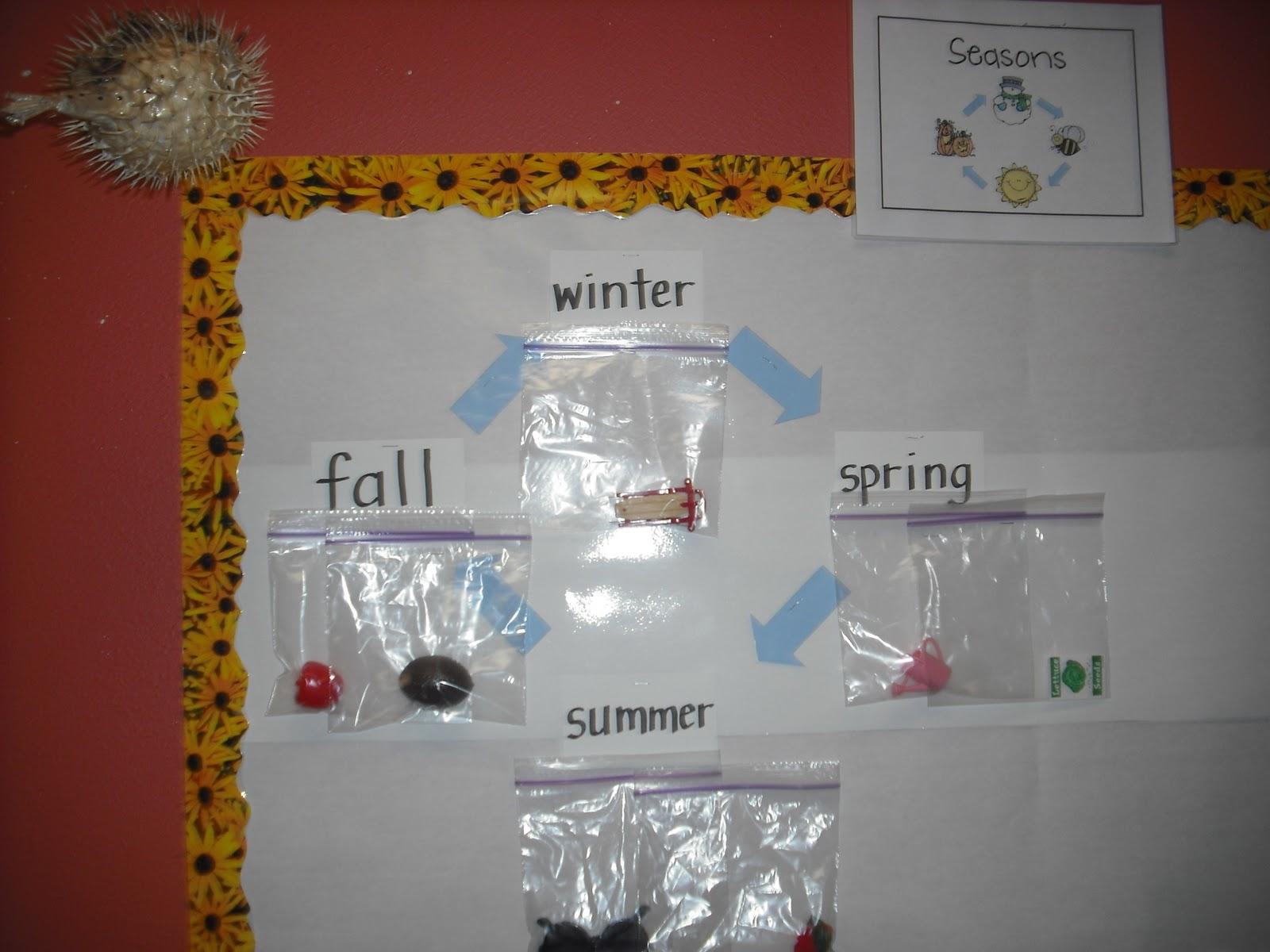Sprinkles To Kindergarten More Seasons Activities